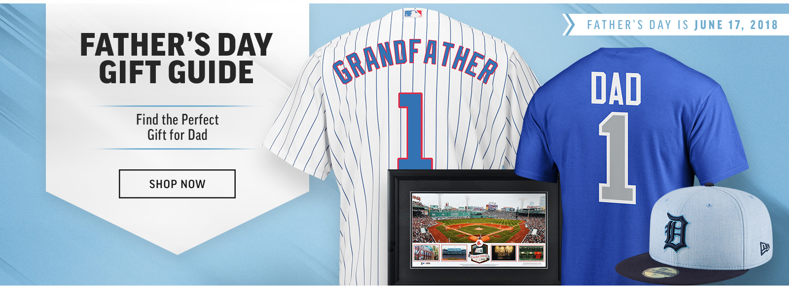 Shop Father's Day Gift Guide